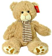 beige color bear with paws